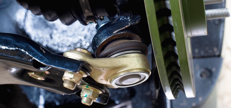 Volvo Tie Rod Repair