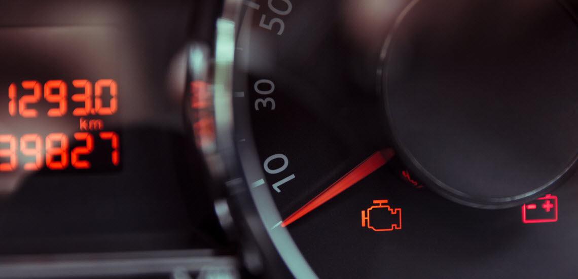 Audi Check Engine Light