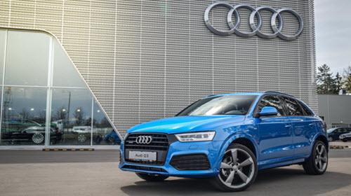 Audi Q3 2.0 TFSI S-line