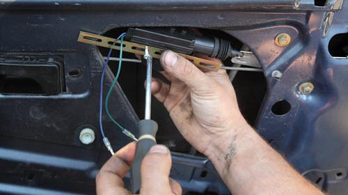 BMW Door Lock Repair