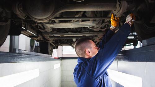 Porsche Suspension Repair