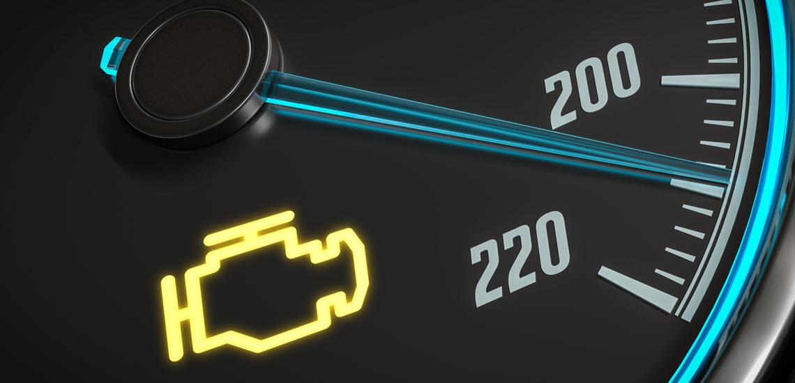 MINI Check Engine Light