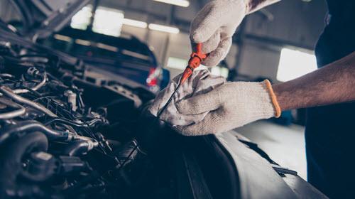 MINI Engine Oil Quality Check