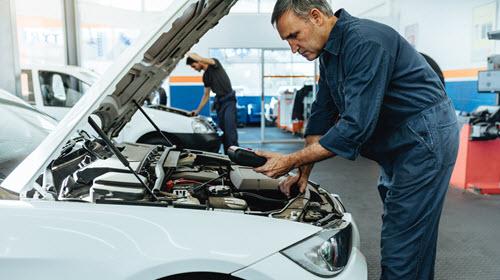 Volkswagen Coolant Temperature Sensor Check
