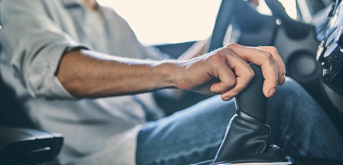 Volvo Gear Shift Issue