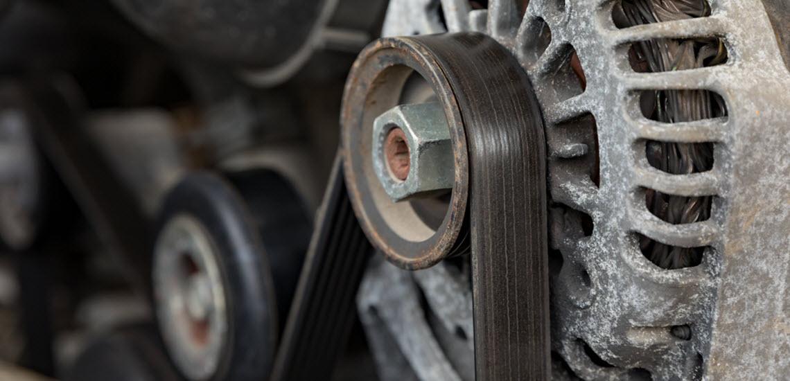 Land Rover Serpentine Belt