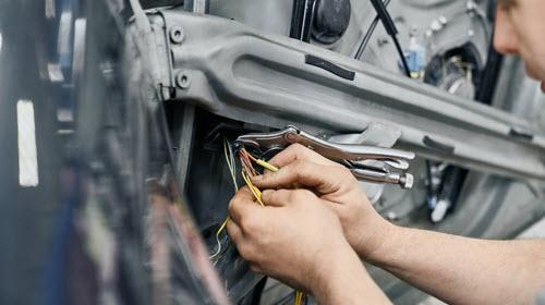 MINI Window Regulator Repair