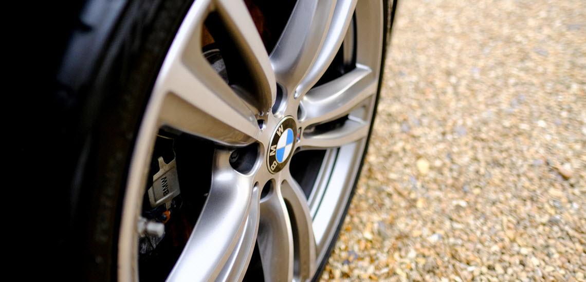 BMW Alloy Sports Wheel